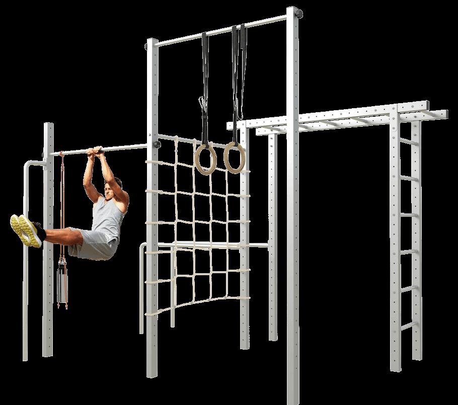 Bekannt Outdoor Fitness-Geräte für Familien und Fitness-Freaks VH04