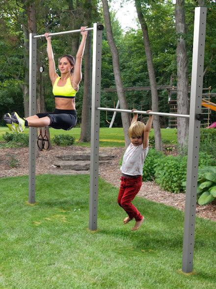 Sehr Outdoor Fitness-Geräte für Familien und Fitness-Freaks PT48